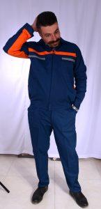 لباس کار اداره برق