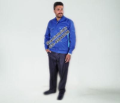 تولیدی لباس کار شمیم تولید اصفهان
