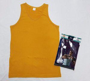 زیرپوش مردانه رکابی رنگی - مشکی ۱۰۰٪ پنبه قیمت جین : ۲۳۰۰۰۰تومان